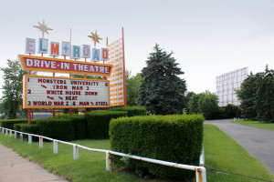 """""""Elm Road Drive-In Theatre"""" by Jack Pearce from Boardman, OH, USA - Elm Road Drive-In Theatre. Licensed under CC BY 2.0 via Commons - https://commons.wikimedia.org/wiki/File:Elm_Road_Drive-In_Theatre.jpg#/media/File:Elm_Road_Drive-In_Theatre.jpg"""